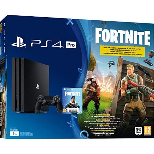 ps4 pro de fortnite