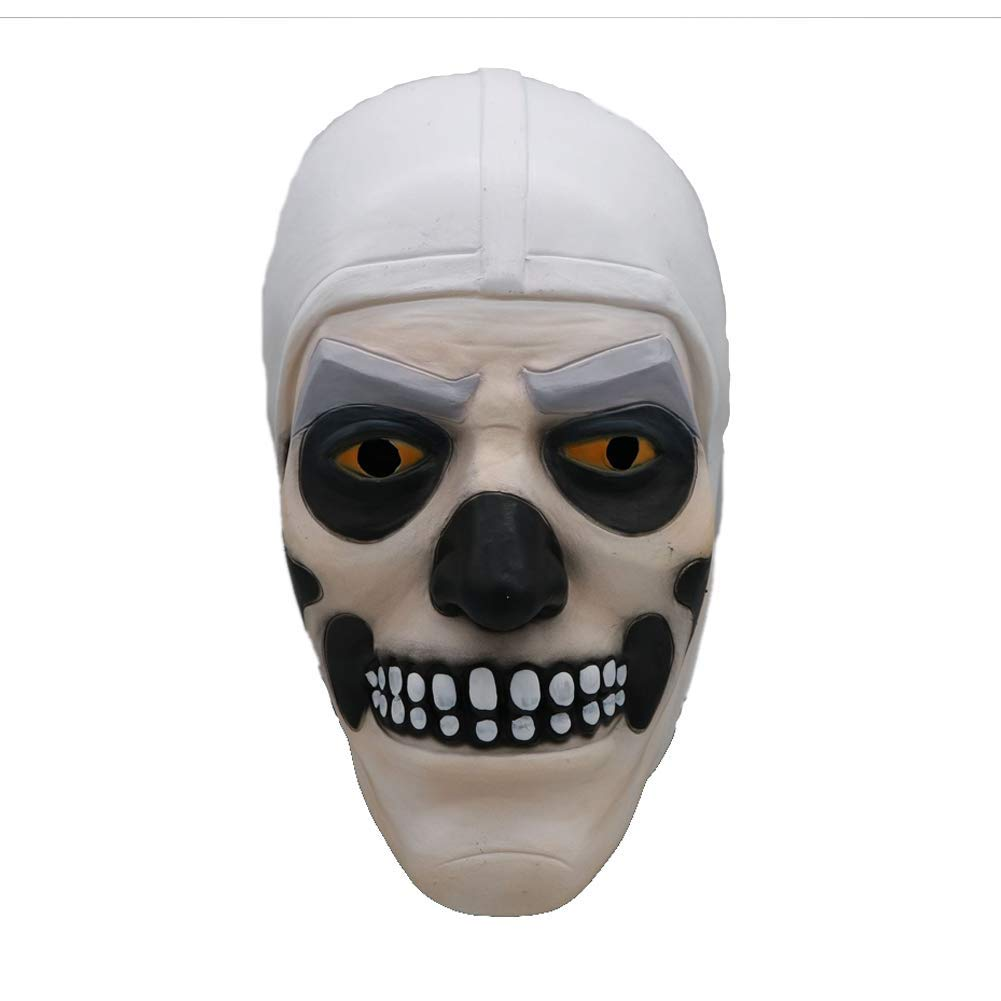 máscaras de fortnite para halloween